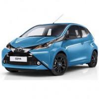 Housse de protection pour Toyota AYGO - Habill'Auto