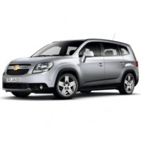Housse de protection pour Chevrolet Orlando - Habill'Auto
