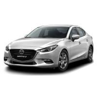 Housse de protection pour Mazda 3 - Habill'Auto