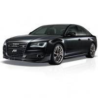 Housse de protection pour Audi A8 Langversion - Habill'auto