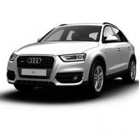 Housse de protection pour Audi Q3 - Habill'Auto
