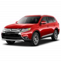 Housse de protection pour Mitsubishi OUTLANDER - Habill'Auto