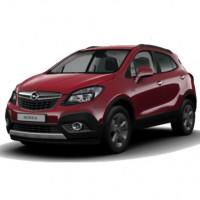 Housse de protection pour Opel MOKKA - Habill'Auto