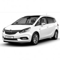 Housse de protection pour Opel ZAFIRA - Habill'Auto